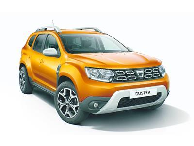 Category Convertible / SUV  - Europcar Guadeloupe - Dacia Duster Automatique