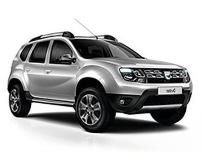 Category Convertible / SUV  - Europcar Guadeloupe - Dacia Duster
