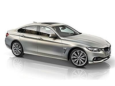 Category Luxury - Europcar Guadeloupe - BMW Gran Coupé